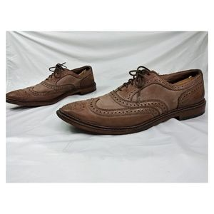 ALLEN EDMONDS Neumok Wingtip Shoe Oxfords 13 Wide